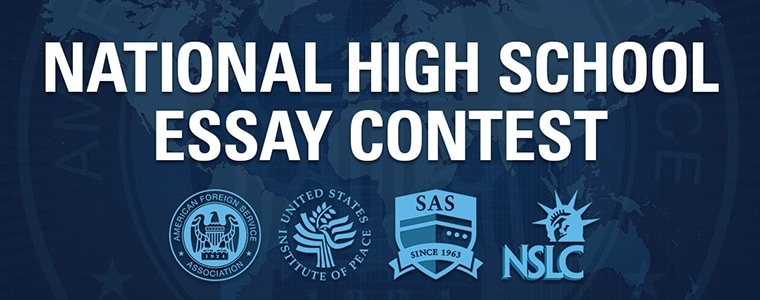 contests entries pvhs library media center us institute of peace national high school essay contest